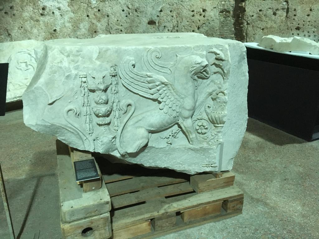 Museo de los Foros Imperiales, Mercado de Trajano, Roma D7331310
