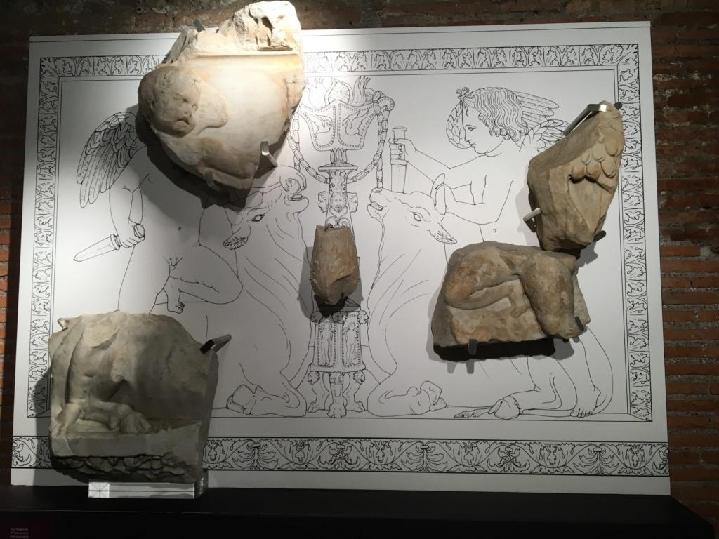 Museo de los Foros Imperiales, Mercado de Trajano, Roma Dbc02f10