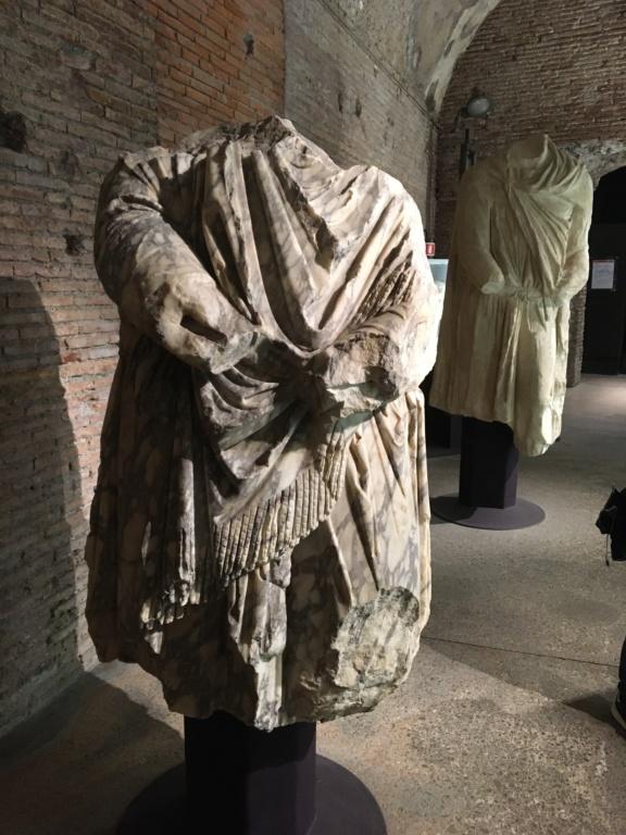 Museo de los Foros Imperiales, Mercado de Trajano, Roma E0d5b410