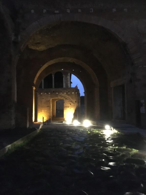Museo de los Foros Imperiales, Mercado de Trajano, Roma E71c6f10