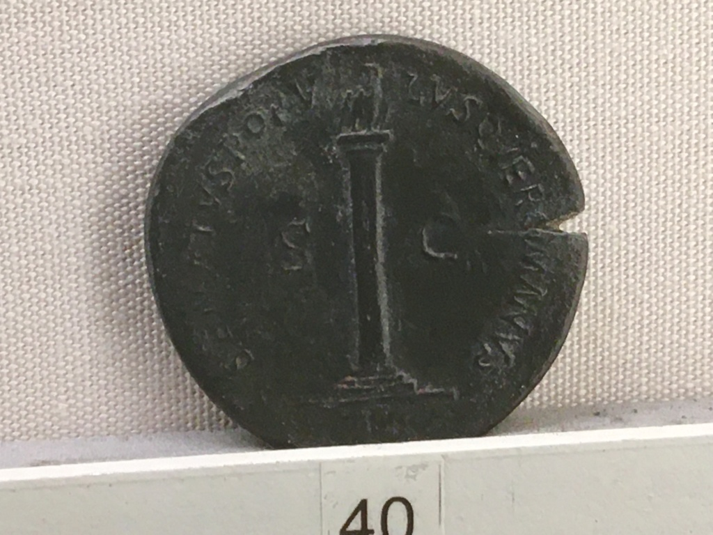 Sala numismatica Museo Nacional Romano en Palazzo Massimo (Alto Imperio), Roma F2b72a10