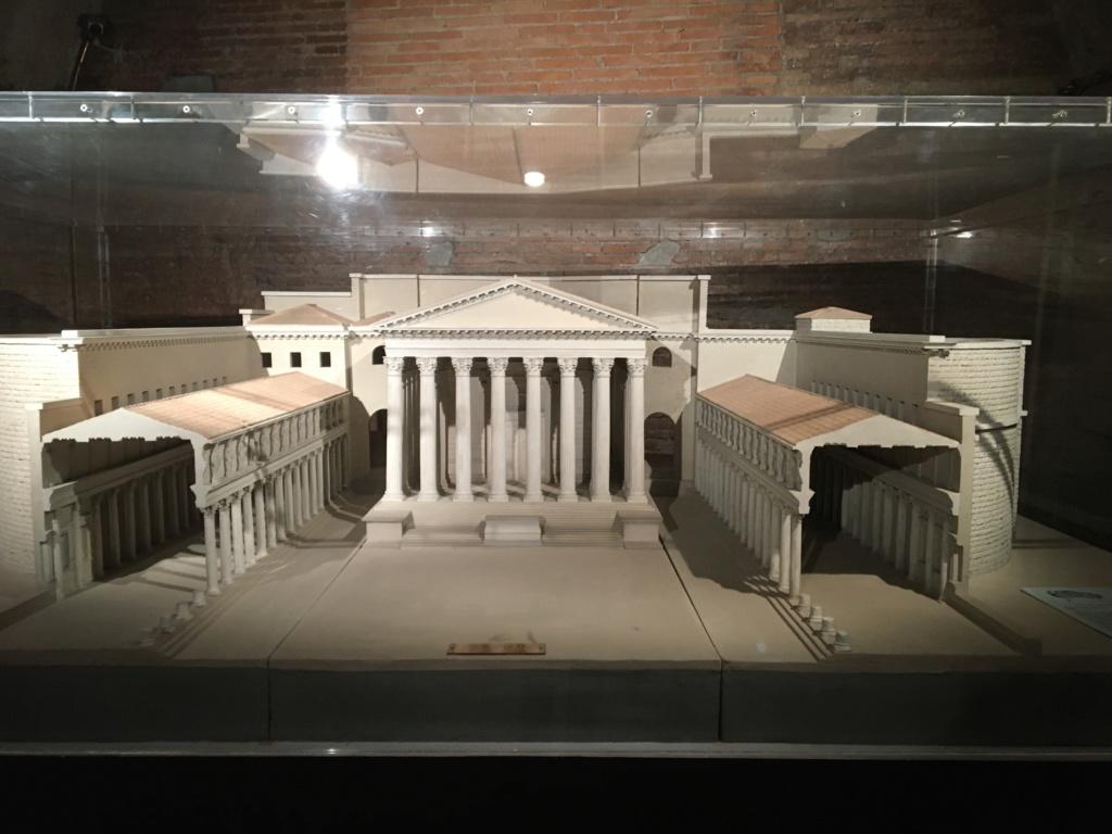 Museo de los Foros Imperiales, Mercado de Trajano, Roma Fb541010