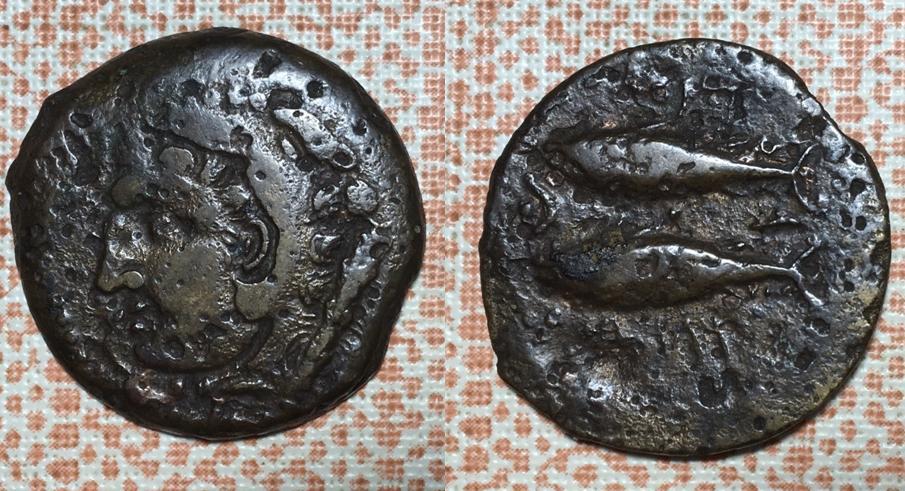 As de Gadir, Melkart/Atunes, II aC. Gades10