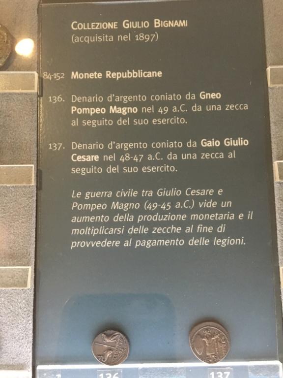 Colección Giulio Bignami (1897). Museos Capitolinos Roma Gb910