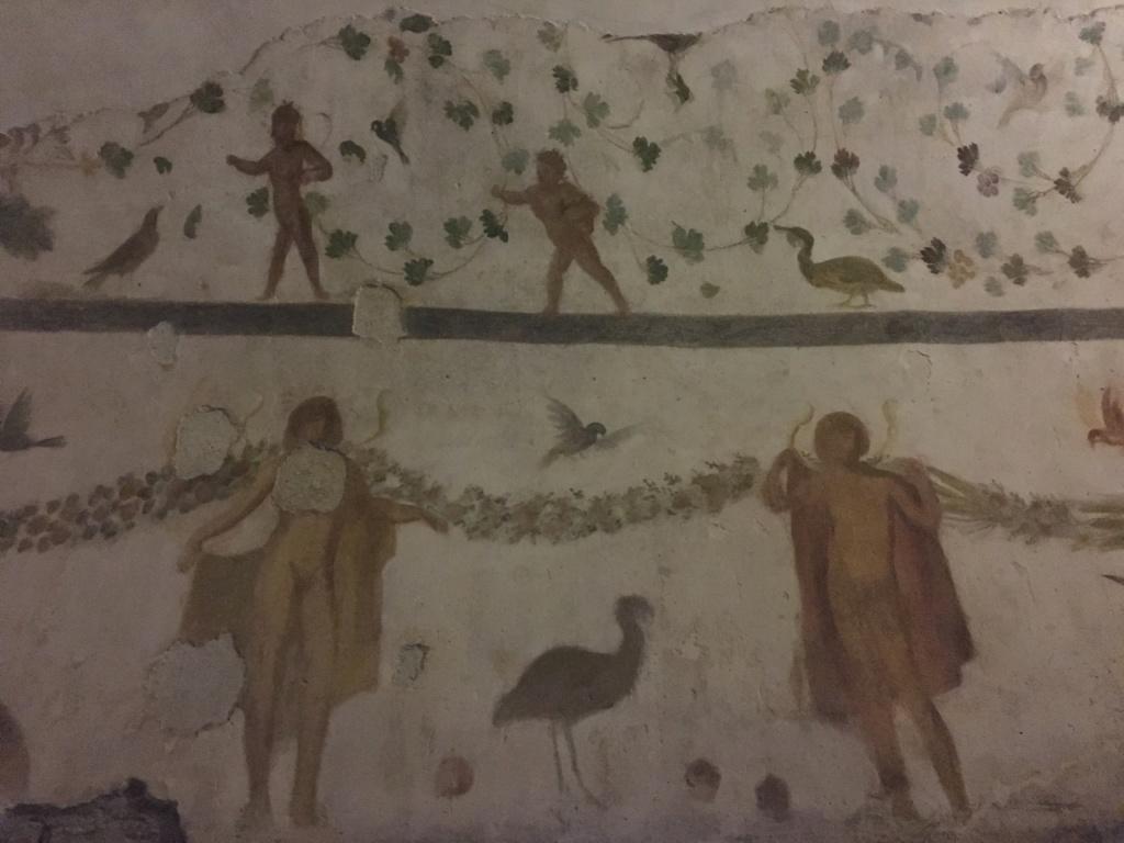 Las casas romanas del Celio, Roma Genios11