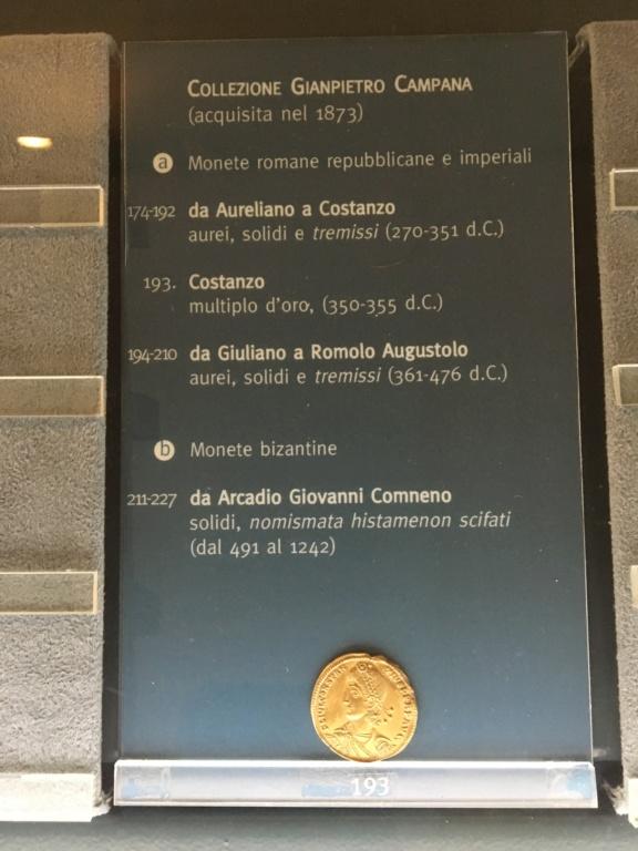 Colección Gianpietro Campana. Museos Capitolinos, Roma Gpcc1310