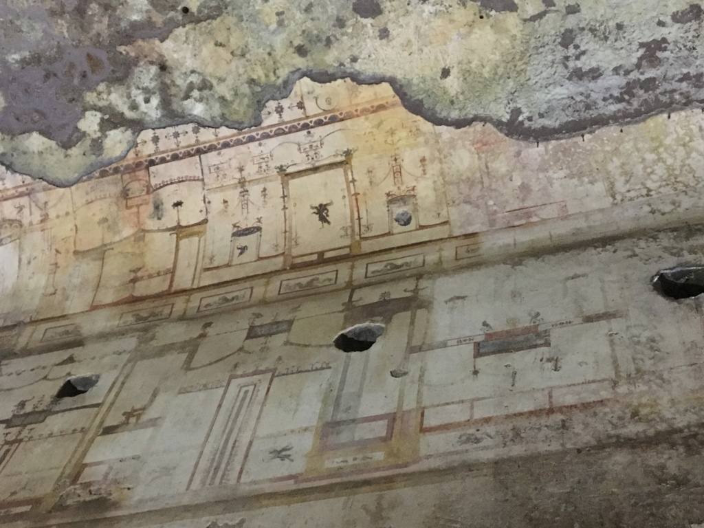 Domus Aurea, palacio de Nerón, Roma Img_5911