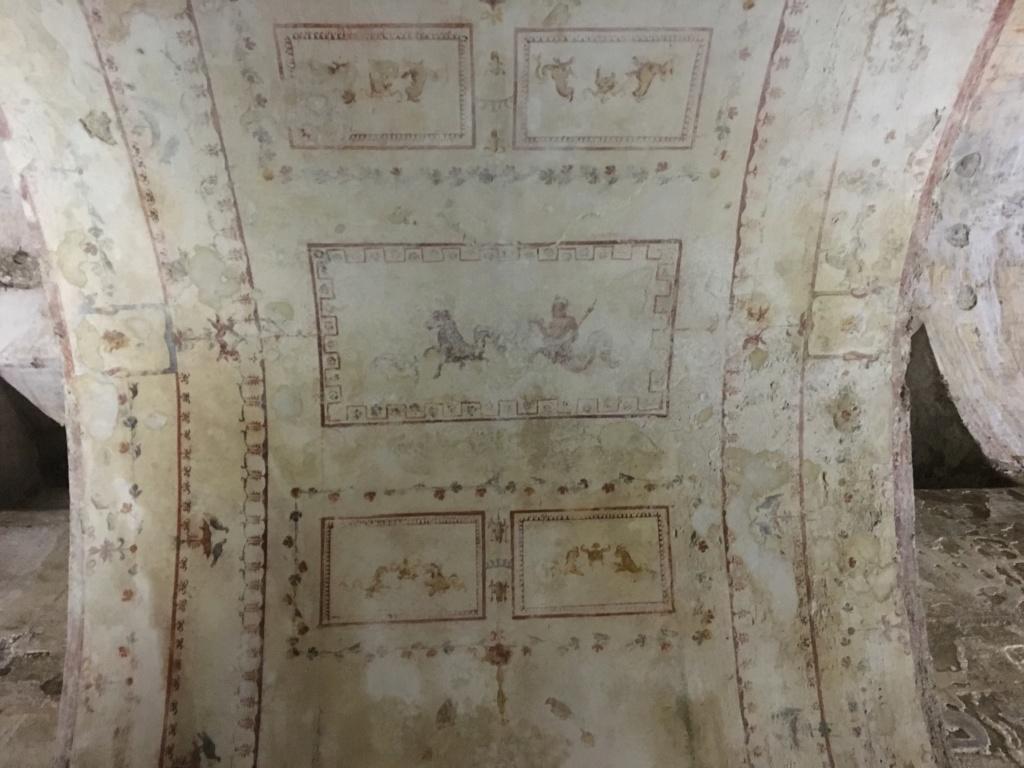 Domus Aurea, palacio de Nerón, Roma Img_5920