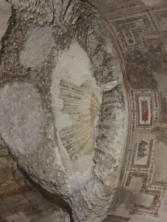 Domus Aurea, palacio de Nerón, Roma Img_6010