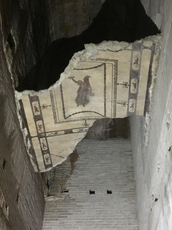 Domus Aurea, palacio de Nerón, Roma Img_6011