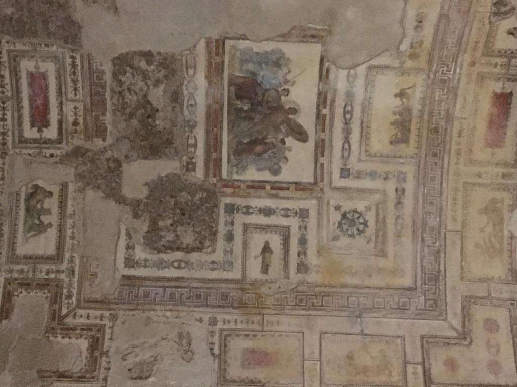 Domus Aurea, palacio de Nerón, Roma Img_6013