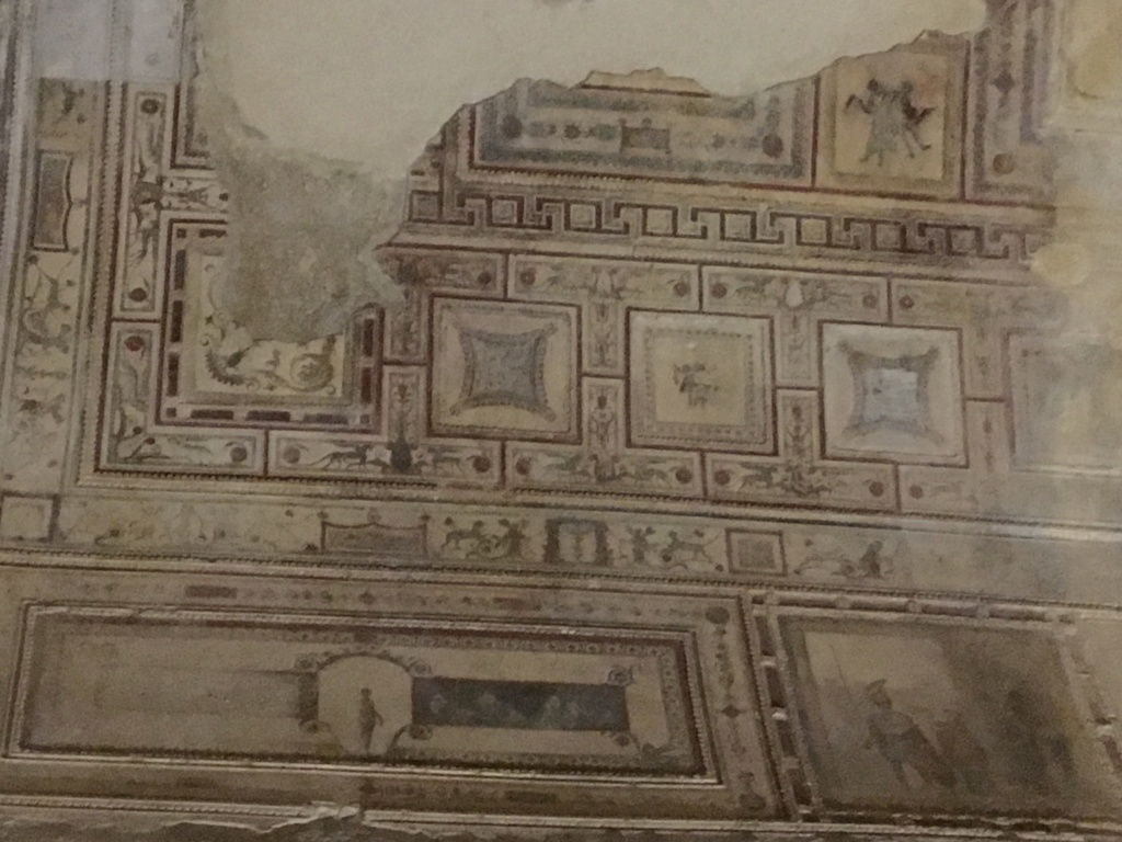 Domus Aurea, palacio de Nerón, Roma Img_6014