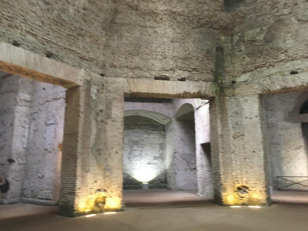 Domus Aurea, palacio de Nerón, Roma Img_6016