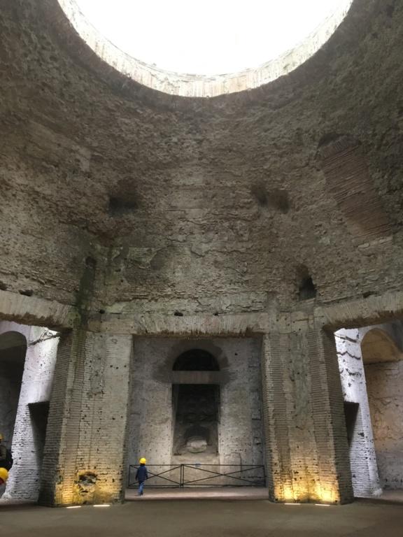 Domus Aurea, palacio de Nerón, Roma Img_6017