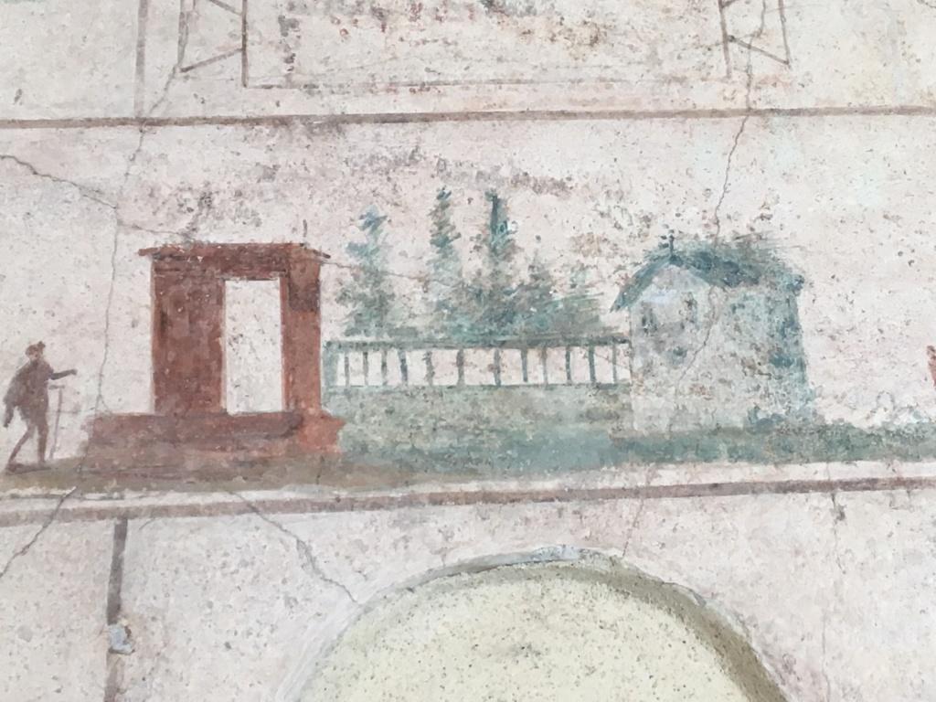 Villa Farnesina, Museo Nacional Romano del Palacio Máximo, Roma Img_7414