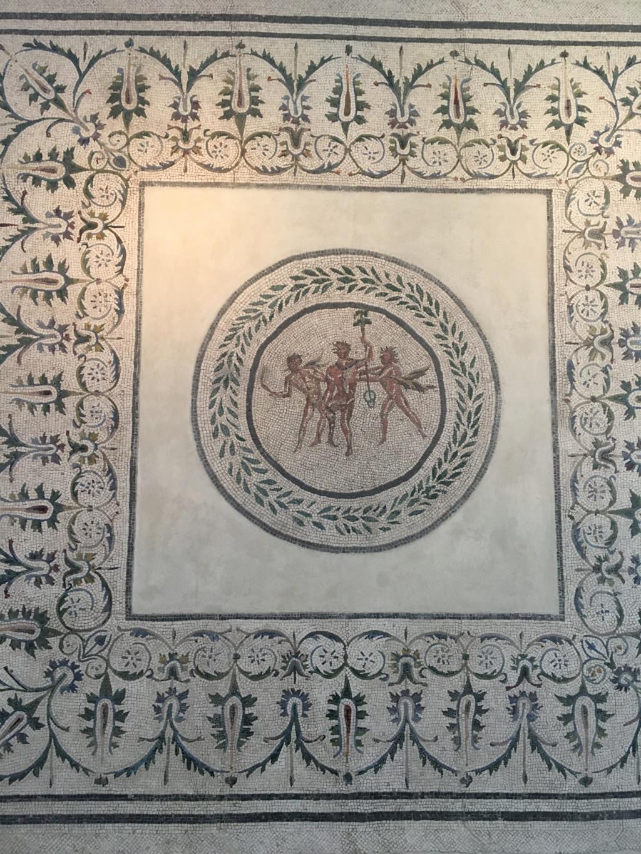 Villa Farnesina, Museo Nacional Romano del Palacio Máximo, Roma Img_7417