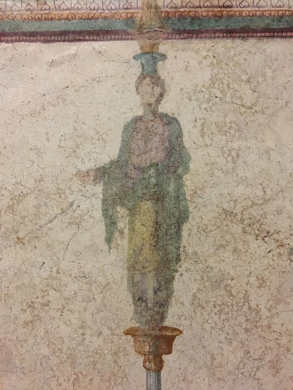 Villa Farnesina, Museo Nacional Romano del Palacio Máximo, Roma Img_7518