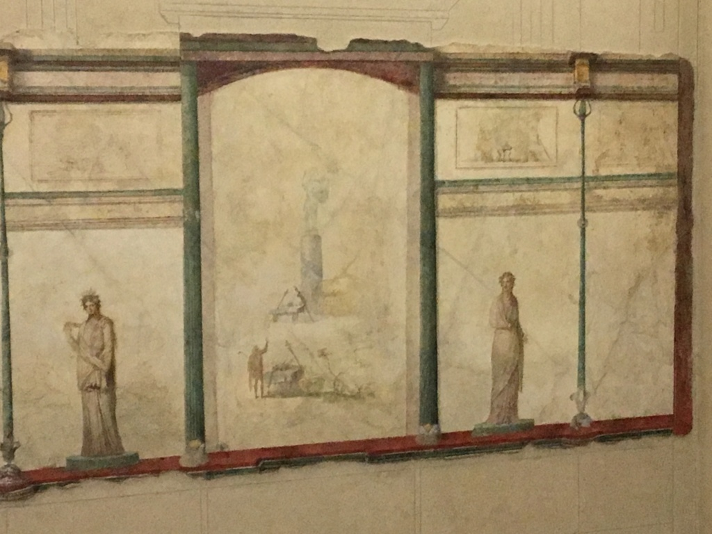 Villa Farnesina, Museo Nacional Romano del Palacio Máximo, Roma Img_7519