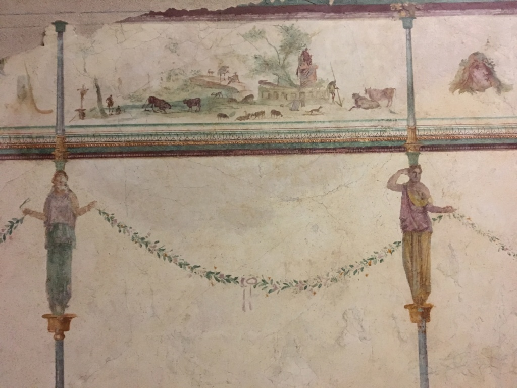 Villa Farnesina, Museo Nacional Romano del Palacio Máximo, Roma Img_7520