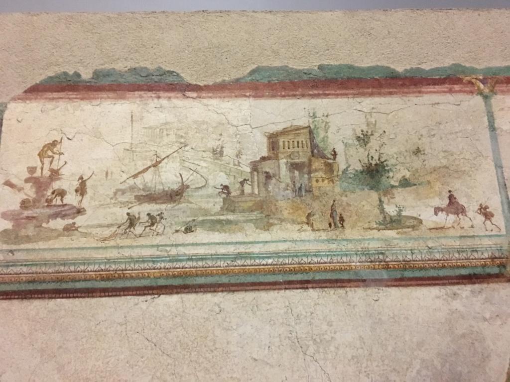 Villa Farnesina, Museo Nacional Romano del Palacio Máximo, Roma Img_7521