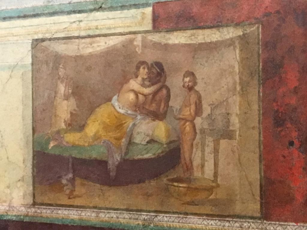 Villa Farnesina, Museo Nacional Romano del Palacio Máximo, Roma Img_7522