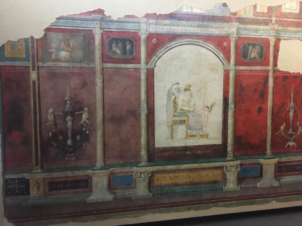 Villa Farnesina, Museo Nacional Romano del Palacio Máximo, Roma Img_7525