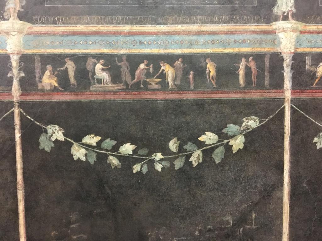 Villa Farnesina, Museo Nacional Romano del Palacio Máximo, Roma Img_7526