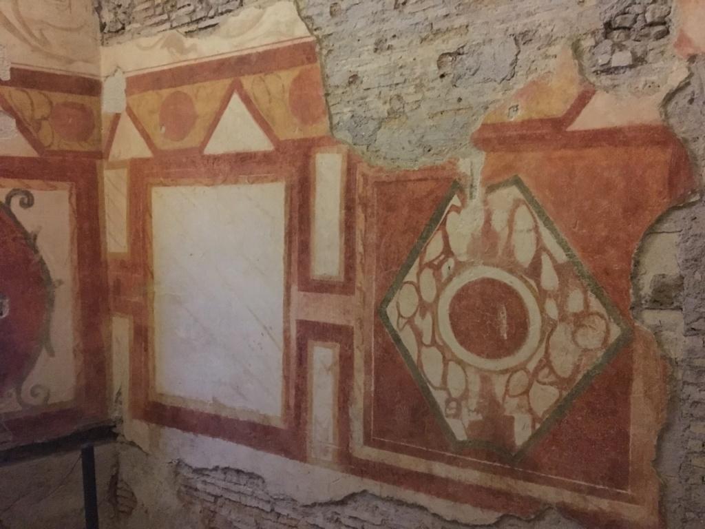 Las casas romanas del Celio, Roma Marmol10