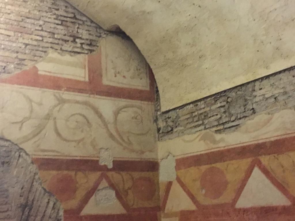 Las casas romanas del Celio, Roma Marmol12