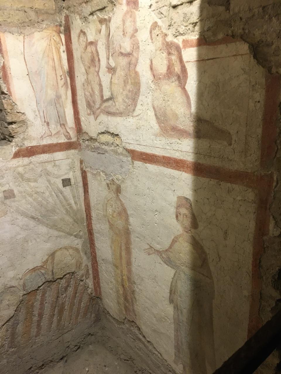 Las casas romanas del Celio, Roma Martir12