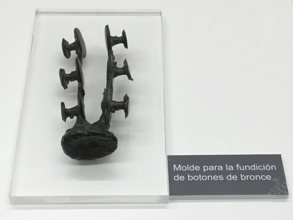 Museo de la Villa Romana de la Olmeda, Saldaña (Palencia) Molde_11