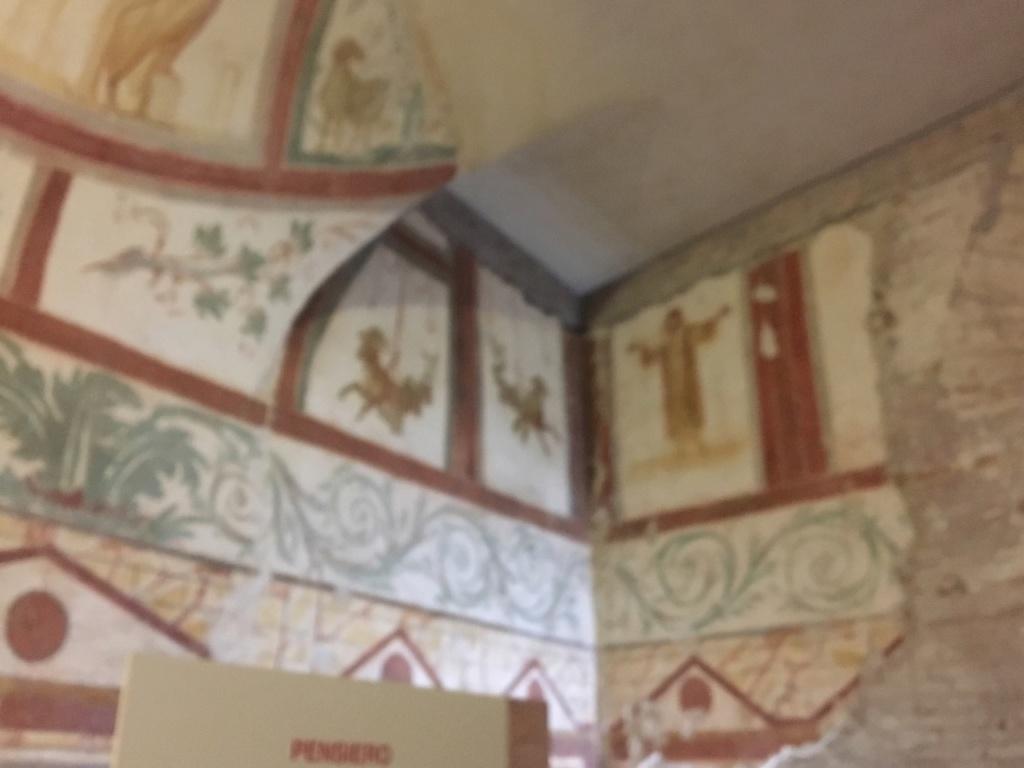 Las casas romanas del Celio, Roma Orante11