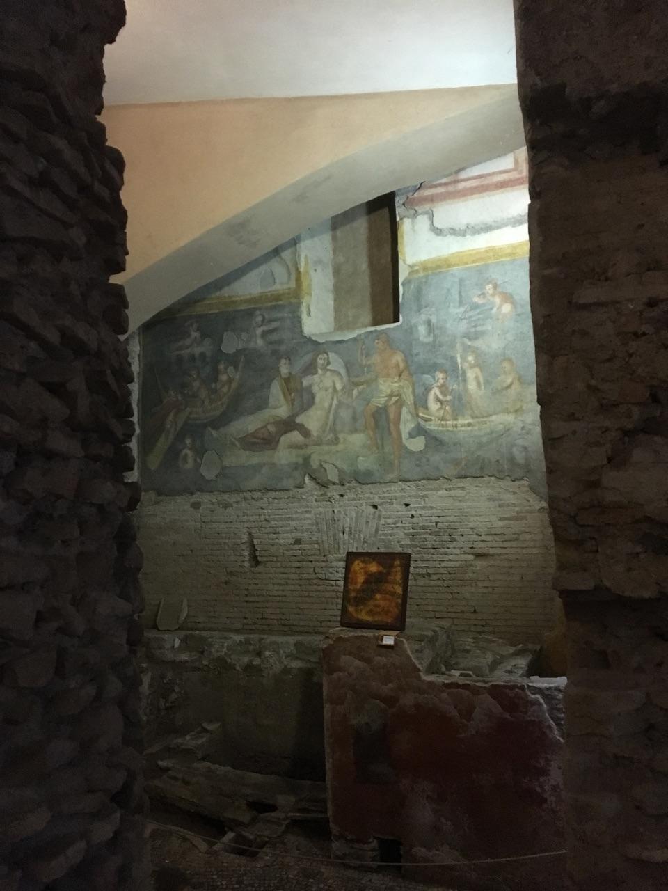 Las casas romanas del Celio, Roma Proser10