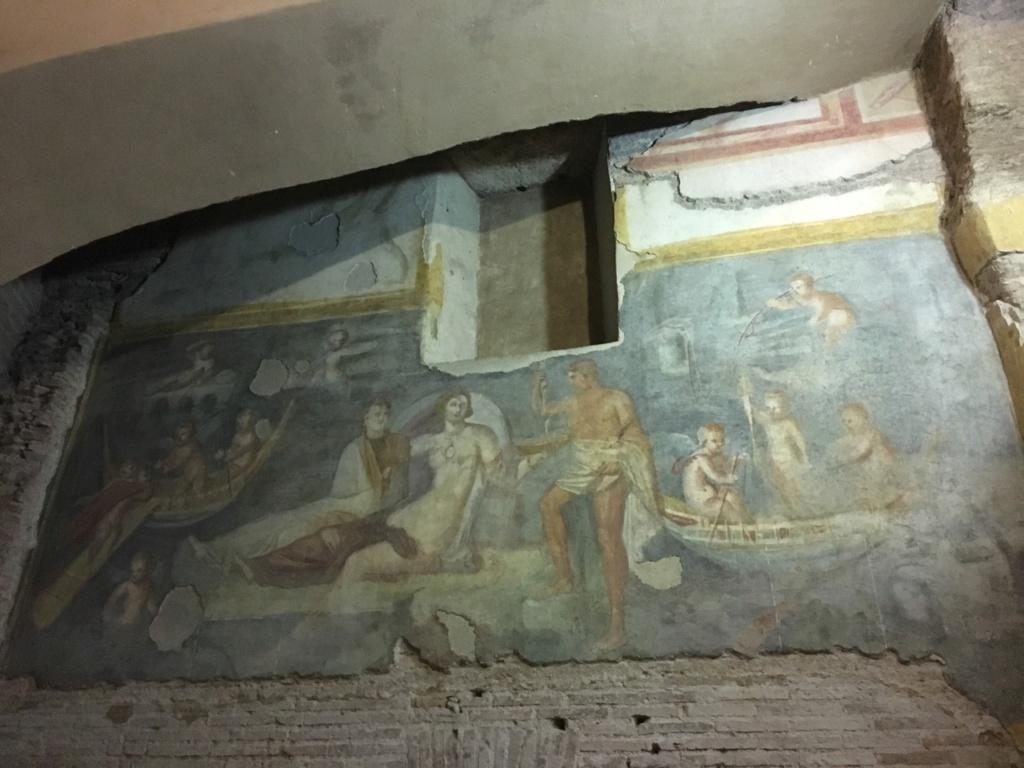 Las casas romanas del Celio, Roma Proser11