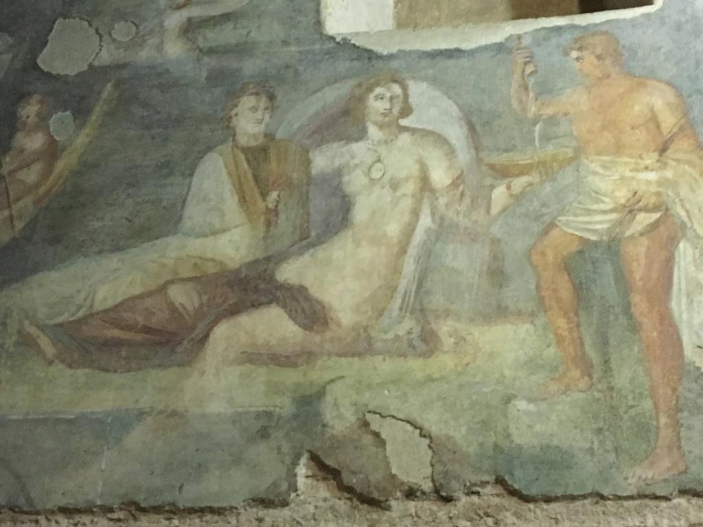 Las casas romanas del Celio, Roma Proser12