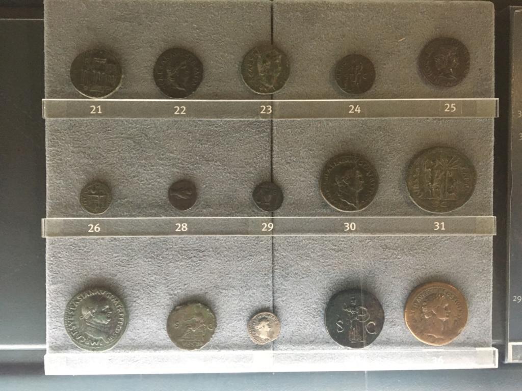 Monedas de la Comisión Arqueológica. Museos Capitolinos. Roma Siglo_12