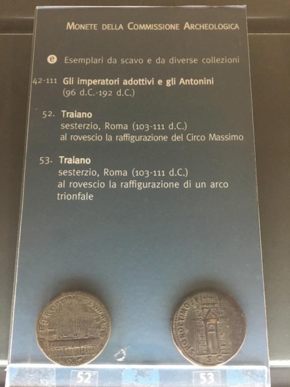Monedas de la Comisión Arqueológica. Museos Capitolinos. Roma Siglo_13
