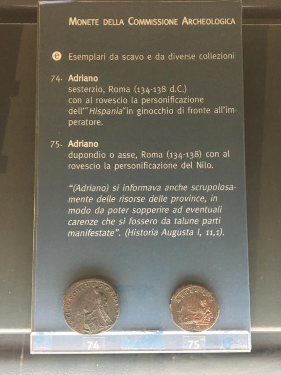Monedas de la Comisión Arqueológica. Museos Capitolinos. Roma Siglo_14
