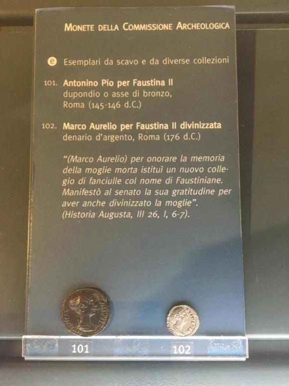 Monedas de la Comisión Arqueológica. Museos Capitolinos. Roma Siglo_16