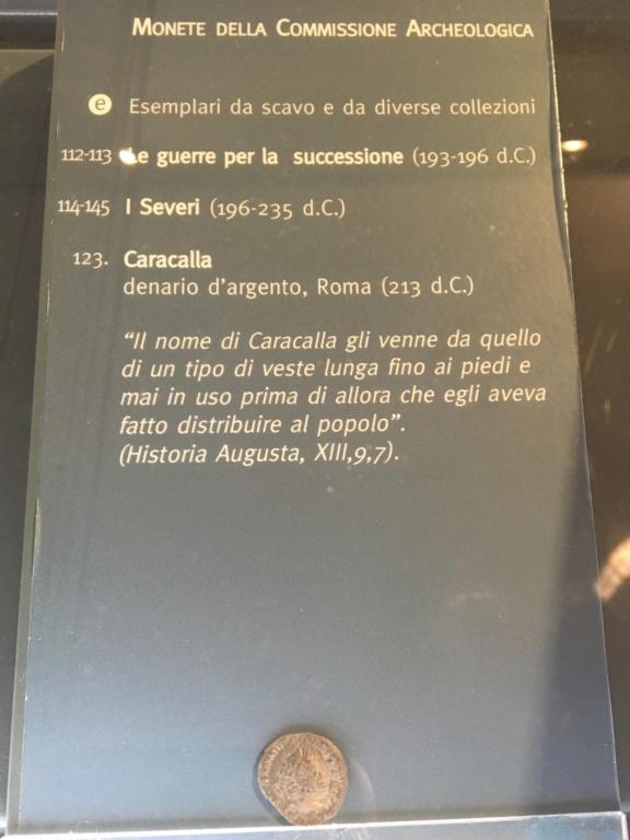 Monedas de la Comisión Arqueológica. Museos Capitolinos. Roma Siglo_19