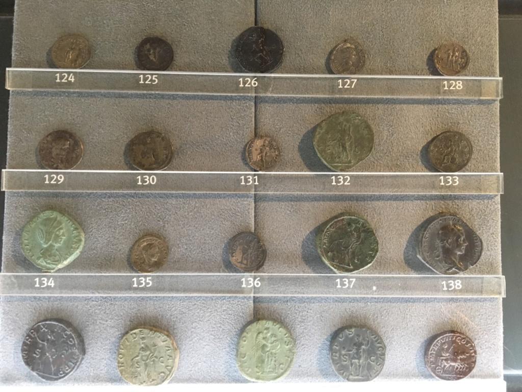 Monedas de la Comisión Arqueológica. Museos Capitolinos. Roma Siglo_24