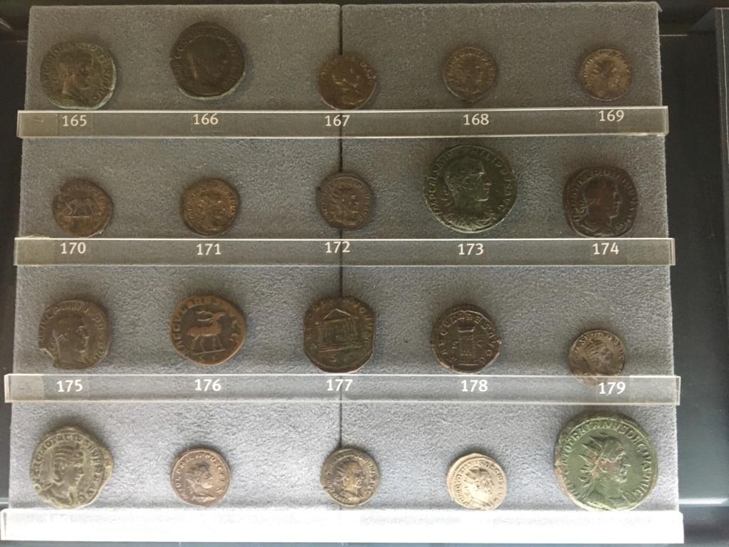 Monedas de la Comisión Arqueológica. Museos Capitolinos. Roma Siglo_26