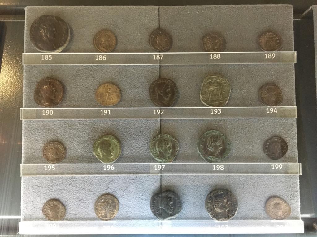 Monedas de la Comisión Arqueológica. Museos Capitolinos. Roma Siglo_27