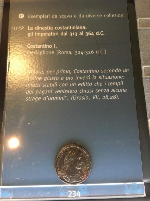 Monedas de la Comisión Arqueológica. Museos Capitolinos. Roma Siglo_28