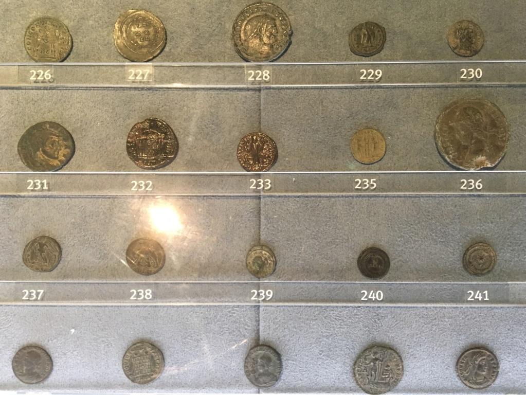 Monedas de la Comisión Arqueológica. Museos Capitolinos. Roma Siglo_29