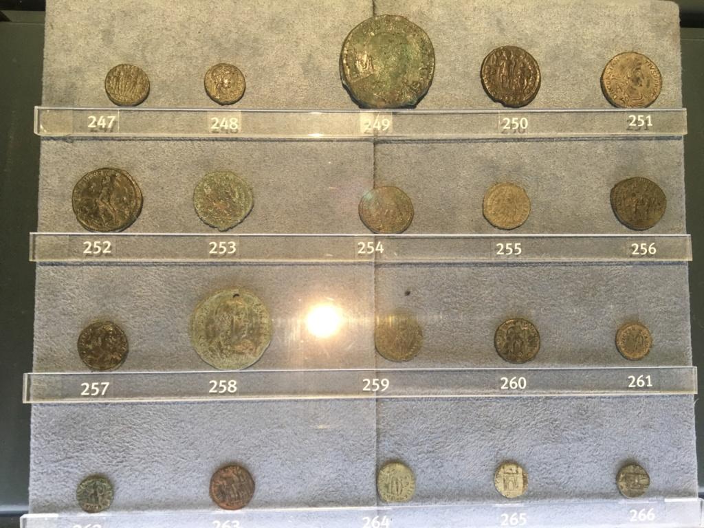 Monedas de la Comisión Arqueológica. Museos Capitolinos. Roma Siglo_31