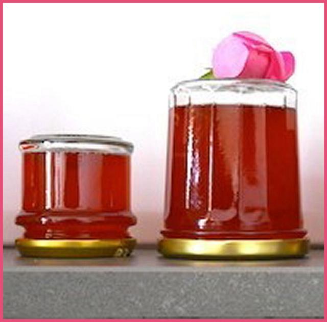 Confiture de pétales de roses à l'agar-agar  -confi10