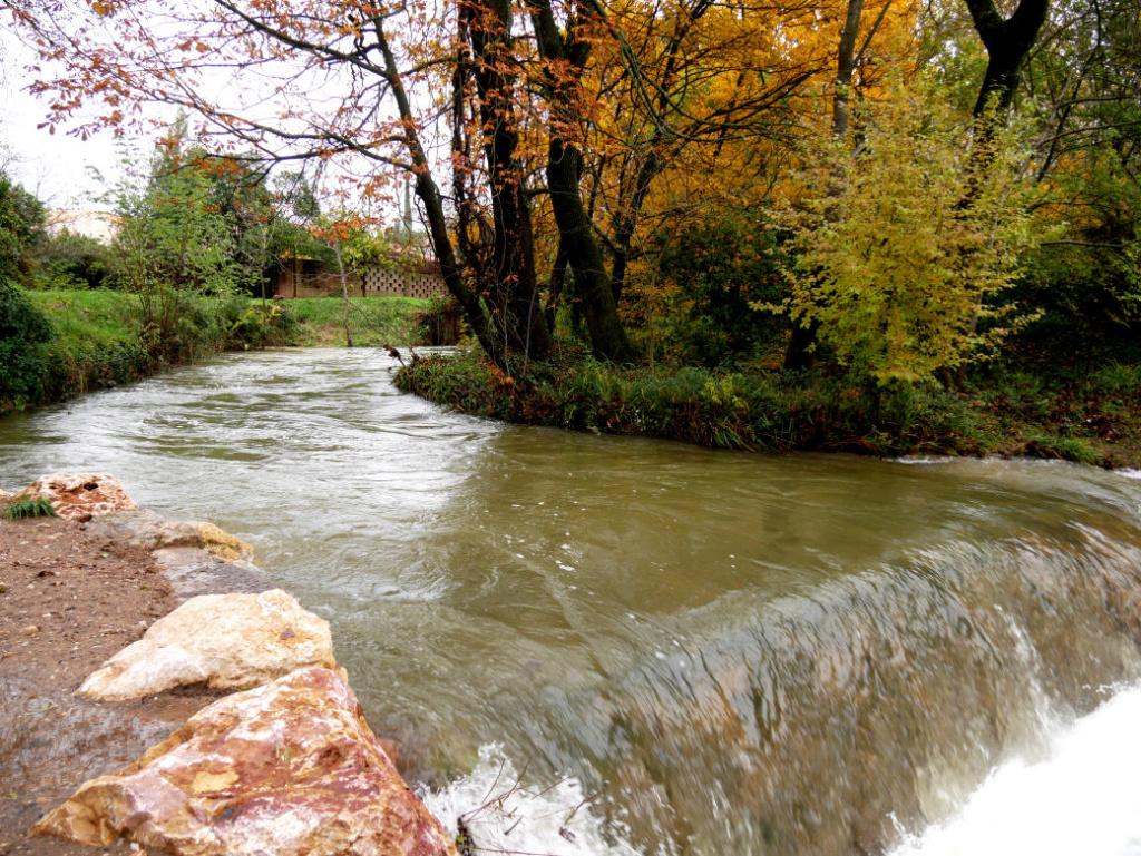 Apres les grosses pluies dans le Var 1210