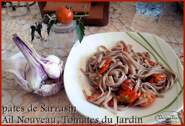 Linguine au Sarrasin  20190718