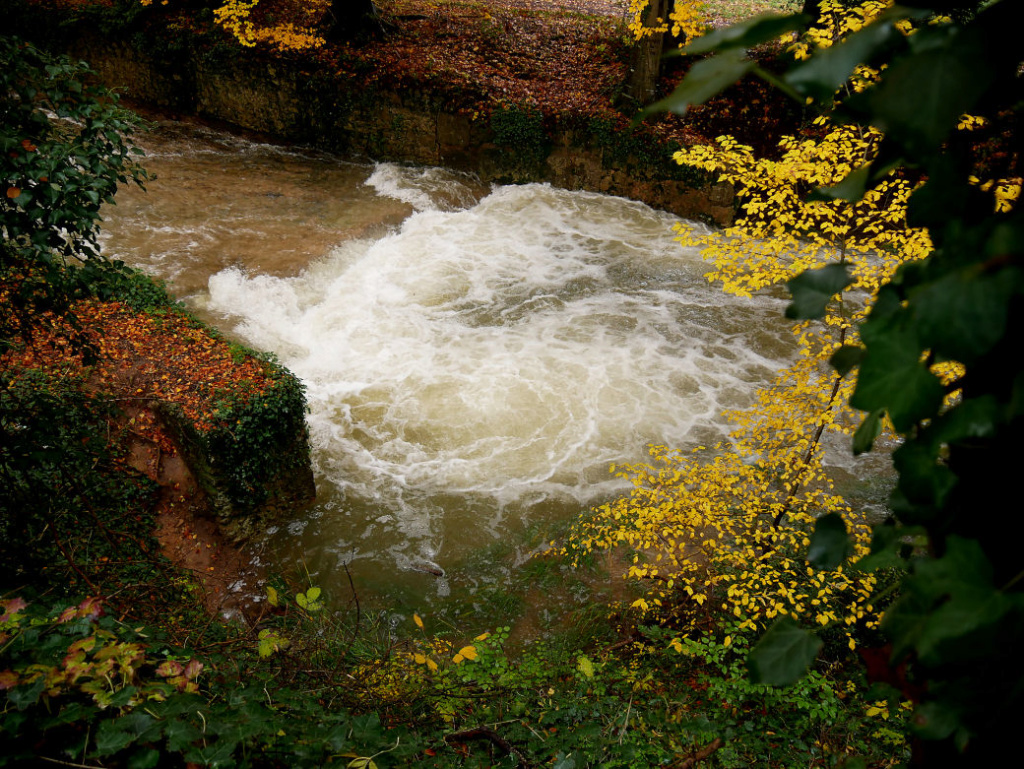 Apres les grosses pluies dans le Var 615